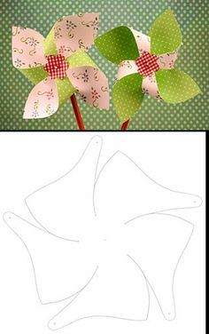 cardmaking, Pergamano y gráficos en - Página 16 Diy Paper, Paper Art, Paper Crafts, Fabric Flowers, Paper Flowers, Diy And Crafts, Crafts For Kids, Craft Projects, Projects To Try
