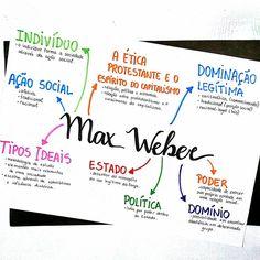 🔹◾Resuminho sobre Max Weber. . . . . . 🔹◾Tenham uma boa semana de estudos!! 😘 . . . . #studygram #resumos #enem #enem2018 #mapamental #mapasmentais Study Philosophy, Philosophy Of Science, Mental Map, Study Organization, School Notes, Studyblr, Study Notes, Student Life, Study Motivation