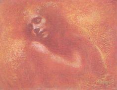 Lucien Lévy-Dhurmer (1865-1953), Appassionata, 1906