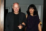 David Gilmour and Polly Samson Photo