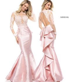 Dress Outfits, Casual Dresses, Fashion Dresses, Formal Dresses, Wedding Dresses, Pastel Color Dress, Sherri Hill Prom Dresses, Gowns Of Elegance, Dress Collection