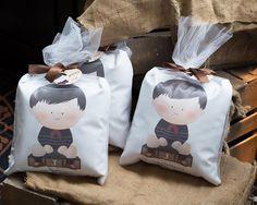 Stuffy Pillow as Goodybag