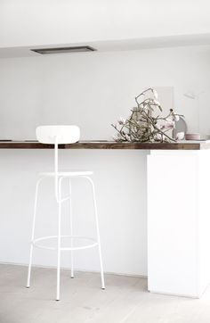 MENU Afteroom Bar Chair By Afteroom