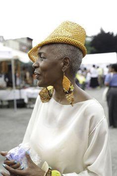 Fashion Designer Greta Wallace of Simply Greta.