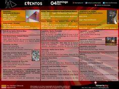 AGENDA: 04 de noviembre domingo. Encuentra los mejores eventos de cultura y ocio de Almería en Almeriaplay.com