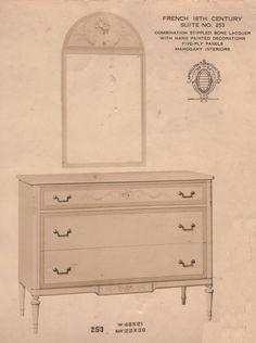 Bon Carrollton Furniture Factory Items