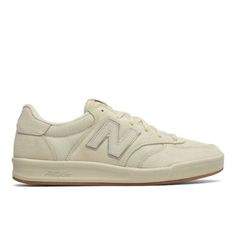 300 Suede Men's Shoes - Off White/Silver (CRT300MD)
