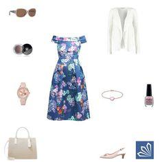 Flowers & Shoulders http://www.3compliments.de/outfit?id=129585598