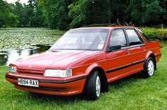 Austin Montego, these were well known as rep's cars but also known for rusting wheel arches. I bought one second hand and absolutely loved it. Very comfortable and roomy. Retro Cars, Vintage Cars, Austin Cars, Walk Of Shame, Austin Healey, S Car, Old Models, Vans Classic, Old Cars