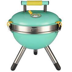 Vrolijke barbecue van Jamie Oliver die je gemakkelijk overal mee naartoe neemt! #bbq #garden