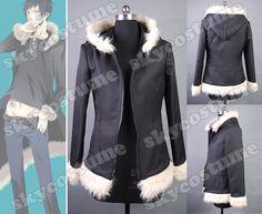 $59.99 Durarara Izaya Orihara Coat Cosplay Costume-cosplay costume from skycostume.com