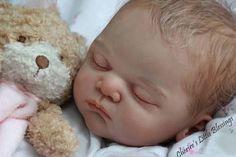Image result for Linus by Gudrun Legler reborn doll for sale