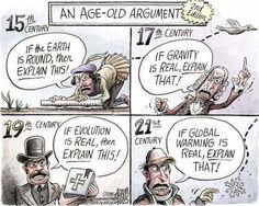 Age Old Arguments.