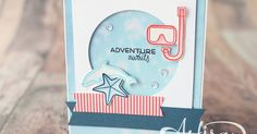 The South Pacific Artisans have conspired to bring you a mini blog hop today that showcases the fun Day at the Beach stamp set. When I...