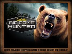 Cabela's Big Game Hunter Lets You Hunt Game From The Comfort Of Your Mobile Device - http://www.aivanet.com/2013/12/cabelas-big-game-hunter-lets-you-hunt-game-from-the-comfort-of-your-mobile-device/