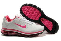 Air Max 2011 Nike Shoes White And Pink Womens