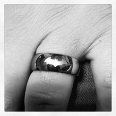 My friend's husband's wedding ring!