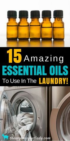 The Best Essential Oils To Use In The Laundry! Essential Oil Cleaner Ideas Essential Oils For The Washing Machine and Dryer Essential Oil Recipes Essential Oil Uses Aromatherapy Recipes Essential Oil Diffuser Blends Essential Oils For Laundry, Essential Oil Cleaner, Essential Oils For Pain, Essential Oil Diffuser Blends, Essential Oil Uses, Humidifier Essential Oils, Pure Essential, Aromatherapy Recipes, Aromatherapy Oils