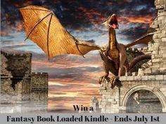 Fantasy Book Loaded Kindle Fire