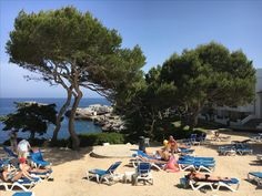 Cala azul park Majorca, Dolores Park, Travel, Viajes, Destinations, Traveling, Trips