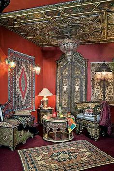moroccan-decor-accessories-wool-rugs-silk-rug