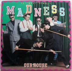MADNESS 1983 Our House  - crushable boys