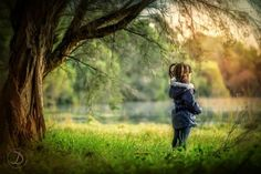 Delphie under Tree (Ver 2) by Despird - Covers Photo Contest Vol 31