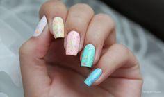 Casuelle Nail Art Neon Confetti Collection (1 - 6 )