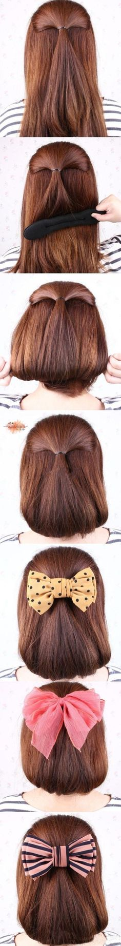 DIY Cute Hair Style