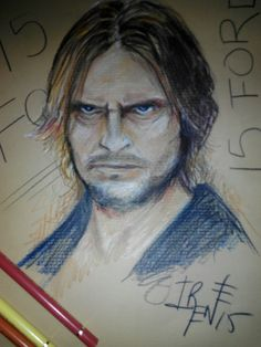 James Ford, Sawyer ( Josh Holloway )