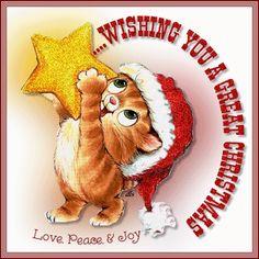 Wishing You A Great Christmas