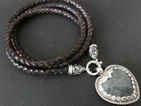 www.nikidesaintgall.ch Leather Jewelry, Pendants, Jewellery, Bracelets, Silver, Schmuck, Jewels, Hang Tags, Pendant