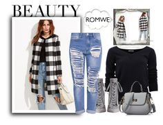 """romwe"" by eemiinaa ❤ liked on Polyvore featuring Brunello Cucinelli and Zimmermann"