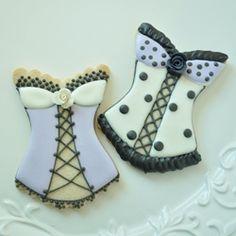 Corset Cookies - Paris Collection | Corsets)