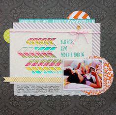 Webster's Pages Allison Kreft Design Composition & Color Collection Scrapbook Page Layouts, Scrapbook Pages, Photo Cutout, Websters Pages, Picture Layouts, Composition Design, Sweet Notes, Layout Inspiration, Digital Scrapbooking