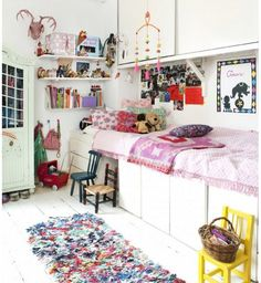 ... Bed met opbergruimte voor de #kinderkamer. Storage bed for #kids #room
