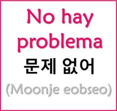 No hay problema