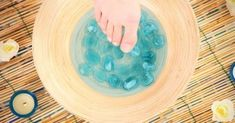 FootSoakHeaderforListerineArticle | Easily Soften Dry, Cracked Feet with This Brilliant Trick