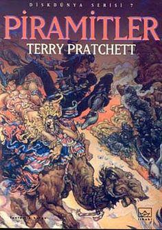 Terry Pratchett - Diskdünya #7 - Piramitler