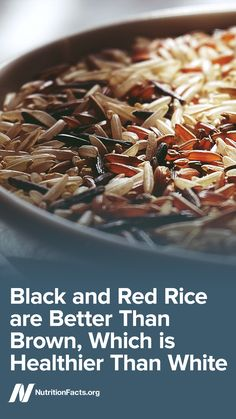 White rice is missing more than fiber, vitamins, and minerals. Phytonutrients such as gamma oryzanol in brown rice may help explain the clinical benefits, and naturally pigmented rice varieties may be even healthier.