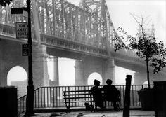 Woody Allen's Manhattan.