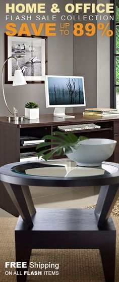 Up to 89% OFF Home & Office Furniture & Equipment - TODAY ONLY!