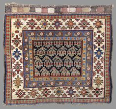 Northwest Persian bagface, late 19th C