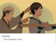 Like if you, too, are a Scorpio <3 (Or a fan of Attack on Titan.) (Or Mulan.)