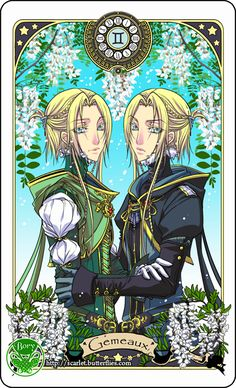 Astrology deck card aries by borychan on deviantart - Horoscopo elle acuario ...