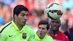 Luis Suárez #LuisSuarez #FansFCB #FCBarcelona #SuarezFCB #Football #9