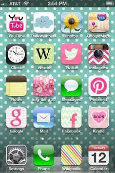 Cocoppa, shortcuts to your favorite apps. Cocoppa Wallpaper, Baby Registry Items, Mobile Computing, Iphone Icon, Best Apps, New Phones, App Icon, Ipod Touch, App Design
