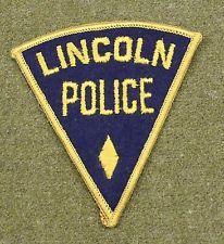 Lincoln Nebraska Police  Insignia older