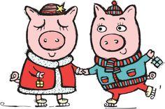 Amoureux des porcs