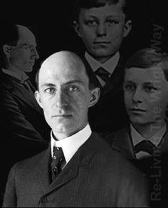 Wilbur Wright's Biography